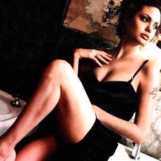 Angelina Jolie, la más sexy