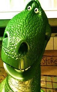 ¡Los dinosaurios pueden atacar tu weblog!